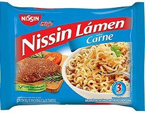 MIOJO NISSIN LÁMEN CARNE 80GR