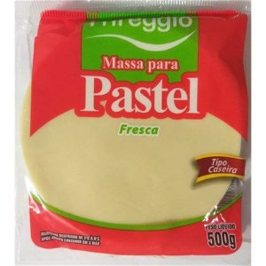 MASSA FRESCA PARA PASTEL FRIREGGIO 400GR