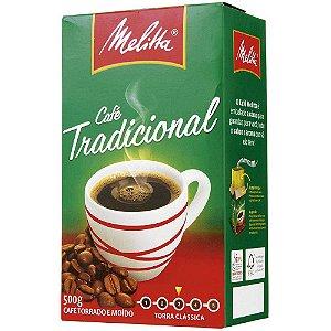 CAFÉ MELITTA 500GR TRADICIONAL