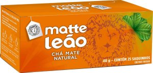 CHÁ MATTE LEÃO C/25 NATURAL