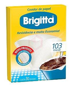 FILTRO PAPEL BRIGITTA 103 C/30