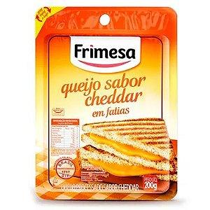 QUEIJO CHEDDAR FRIMESA 200GR