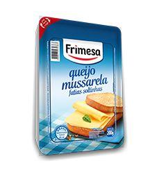 QUEIJO MUSSARELA FRIMESA 200GR FATIADO