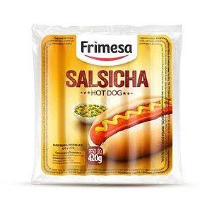 SALSICHA FRIMESA 420GR HOT DOG