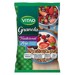GRANOLA VITAO TRADICIONAL LIGHT 250GR