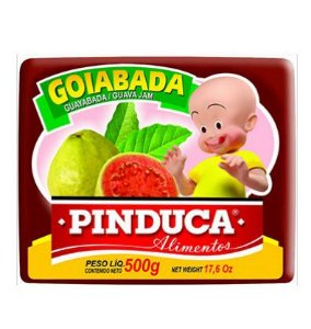 GOIABADA PINDUCA 500GR