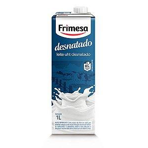 LEITE FRIMESA DESNATADO 1LT CAIXA