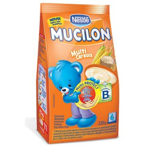 MUCILON NESTLÉ MULTI CEREAIS 230GR SACHÊ