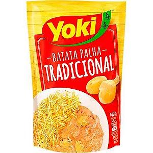 BATATA PALHA YOKI 140GR TRADICIONAL