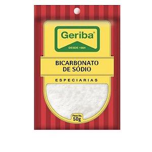 BICARBONATO DE SODIO GERIBA 50GR