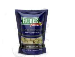 COGUMELO HUBER 100GR SACHET INTEIRO