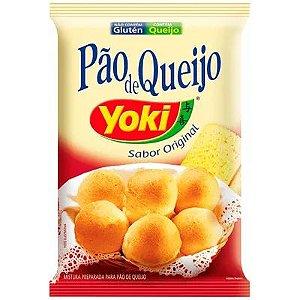 MISTURA PARA PÃO DE QUEIJO YOKI 250GR