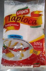 TAPIOCA LOPES 500GR