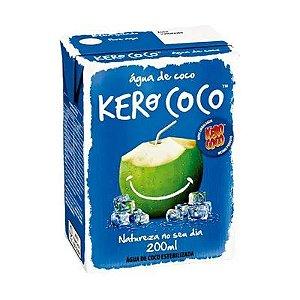 ÁGUA DE COCO KERO-COCO 200ML