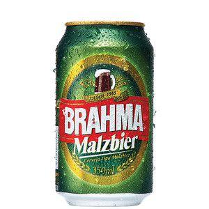 CERVEJA BRAHMA MALZBIER 350ML LATA