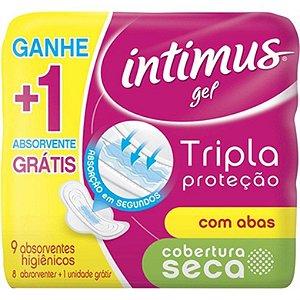 ABSORVENTE INTIMUS C/8 NOR.SEC.C/ABAS GTS1
