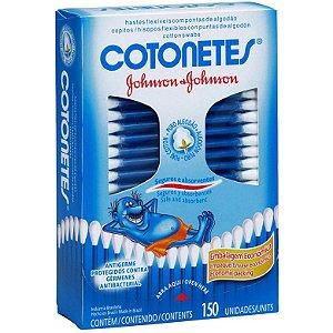 COTONETES JOHNSON C/150 CAIXA