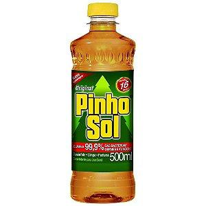 DESINF PINHO SOL 500ML TRADICIONAL