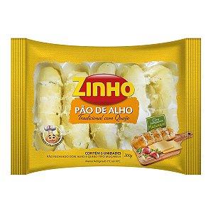 PÃO DE ALHO ZINHO 300GR TRADICIONAL