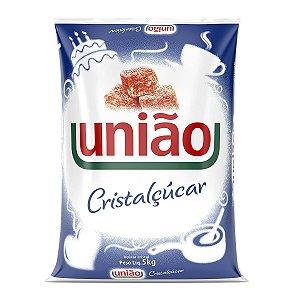 AÇÚCAR CRISTAL UNIÃO 5KG