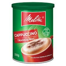 CAPPUCCINO MELITTA 200G TRADICIONAL