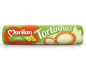 TORTINHA MARILAN 160G LIMÃO