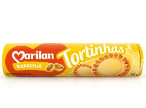 TORTINHA MARILAN 160G MARACUJÁ
