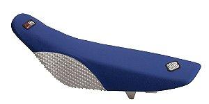 Capa de Banco 5PA - Azul e Branca