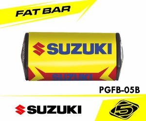 Protetor de Guidão Fat Bar - Suzuki