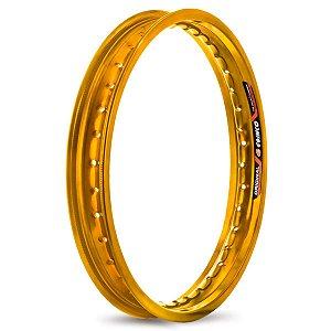 Aro De Roda Dianteiro Eninco Crf 230 - Dourado