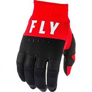 Luva FLY F-16 2020 Black / Red