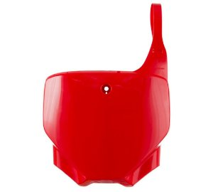 Number Plate Frontal Protork CRF 230 - Vermelho