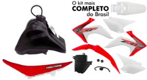 Kit Crf 230 2018 Protork Original Adaptável Xtz - Xr 200