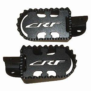 Pedaleira de Aço LIFT - Preta CRF