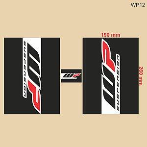 Adesivo de Suspensão White Power WP - WP12