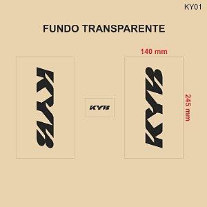 Adesivo de Suspensão KYB - KY01