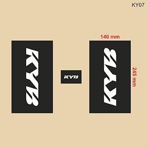 Adesivo de Suspensão KYB - KY07