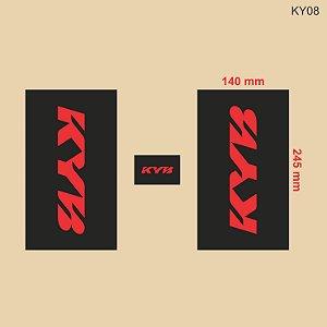 Adesivo de Suspensão KYB - KY08