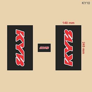 Adesivo de Suspensão KYB - KY10