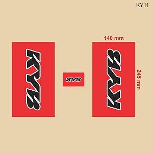 Adesivo de Suspensão KYB - KY11