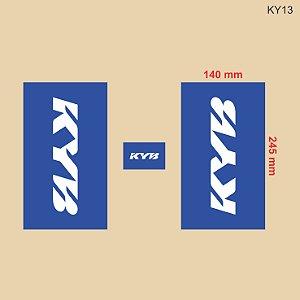 Adesivo de Suspensão KYB - KY13