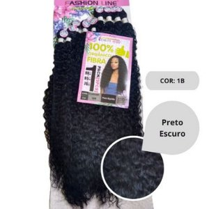 Fibra Orgânica Fashion Line Collection Beauty Hair - Formosa