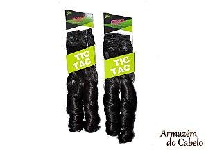 Cabelo Orgânico Ondulado - Mega Hair Tic Tac – Fashion Idol - Nobre