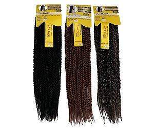 Cabelo Fibra Sintética - Ser Mulher - Mini Senegalese Afro Twist Braid