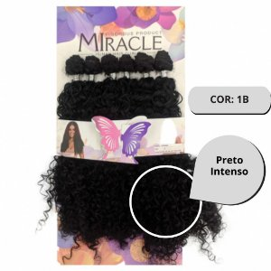 Cabelo Orgânico Miracle Charme