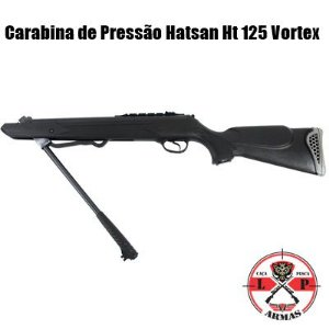 Carabina de Pressão Hatsan Ht 125 Vortex
