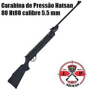 Carabina de Pressão Hatsan 80 Ht80 calibre 5.5 mm