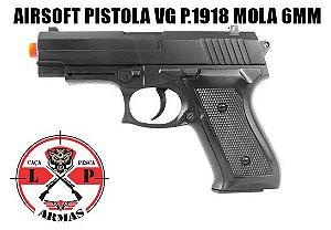 AIRSOFT PISTOLA SPRING VG P1918