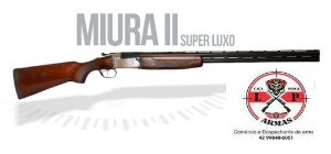 BOITO MIÚRA II SUPER LUXO