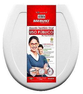 ASSENTO PUBLICO BRANCO MEBUKI